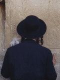 Western Wall, Wailing Wall, Jerusalem, Israel Photographie par Jerry Ginsberg