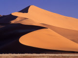 Sand Dunes of the Sesriem and Soussevlei Namib National Park, Namibia Photographic Print by Gavriel Jecan