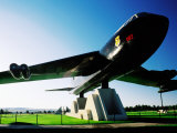 B-52 Monument, Air Force Academy, Colorado Springs, U.S.A. Photographic Print by Levesque Kevin