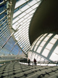 L'Hemisferic at City of Arts and Sciences, Valencia, Spain Photographic Print by Alfredo Maiquez
