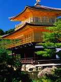 Kinkakuji in Summer, Kyoto, Japan Photographic Print by Frank Carter