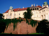 Wawel Castle, Krakow, Poland Photographic Print by Wayne Walton