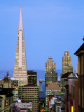Transamerica Pyramid Building, San Francisco, United States of America Photographie par Richard Cummins