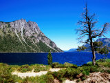 Lake Nahuel Huapi From Route 237, Neuquen, Bariloche, Argentina Photographic Print by Michael Taylor