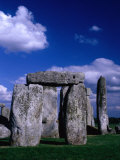 Detail of Stone Circle at Stonehenge, Stonehenge, United Kingdom Lámina fotográfica por Johnson Dennis