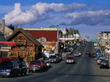 Main Street of Town, Ely, USA Photographic Print by John Elk III