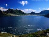 Hout Bay From Chapman's Peak Drive, Cape Peninsula, South Africa Fotografie-Druck von Ariadne Van Zandbergen