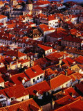 Old Town Buildings and Rooftops, Dubrovnik, Croatia Photographic Print by Richard I'Anson
