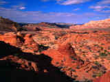 Colorado Plateau, U.S.A. Photographic Print by Mark Newman
