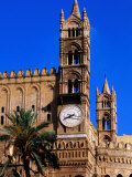 Palermo Cathedral, Palermo, Italy Photographic Print by John Elk III
