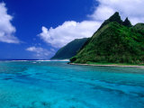 Ofu Island, American Samoa Photographie par Peter Hendrie