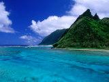 Ofu Island, American Samoa Fotografie-Druck von Peter Hendrie