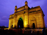 Gateway of India at Dusk, Mumbai, India Photographic Print by Richard I'Anson