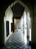 Palais De La Bahia, Marrakesh, Morocco Photographic Print by Doug McKinlay