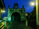 Capilla El Cristo in Old Town, San Juan, Puerto Rico Photographic Print by John Elk III