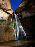 Lower Calf Creek Falls in Grand Staircase - Escalante National Monument, Utah Photographic Print by Mark Newman