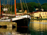 Sailing Ship at Port, Castletownbere, Ireland Photographic Print by Richard Cummins
