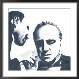 Don Corleone Posters by Bob Celic
