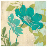 Modern Windflower Prints by Stefania Ferri