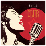 Jazz Club Posters by Marco Fabiano