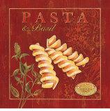 Italian Pasta Prints by Stefania Ferri
