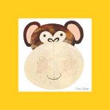 Chunky Monkey Prints by Susan Zulauf