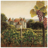 Family Estate Winery Posters by James Wiens