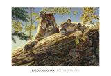 Keeping Guard Prints by Kalon Baughan