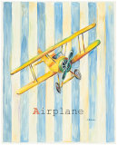 Airplane Posters by Catherine Richards