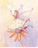 Caroline Dandelion Poster by Robbin Rawlings