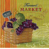Farmers' Market Prints by Angela Staehling