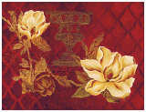 Magnolia Artistry Poster by Laurel Lehman