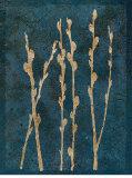 Sapphire Botanica Poster by  Z Studio