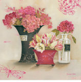 Luxury Bouquets Prints by Kathryn White