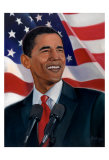 Obama Poster by Sterling Brown