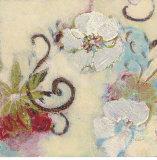 Floral Rhythm III Print by Claire Lerner