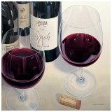 Wine Tasting Evening Poster par Marco Fabiano