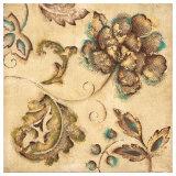 Metropolitan Textile II Poster by  Regina-Andrew Design