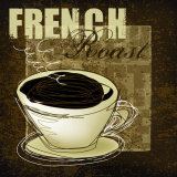French Roast Prints by Gamel Tara