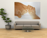 Love Wall Mural