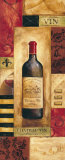 Chateau Vin Panel Plakater af Gregory Gorham