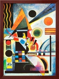 Balancement Posters by Wassily Kandinsky
