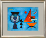 Weiches Hart Prints by Wassily Kandinsky