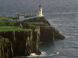 Neist Point Lighthouse, Isle of Skye, Scotland Photographic Print by Gavriel Jecan