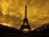 Eiffel Tower, Paris, France Photographic Print by Dave Bartruff
