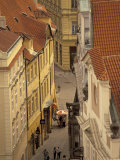 Buildings of Old Town, Prague, Czech Republic Photographic Print by Walter Bibikow
