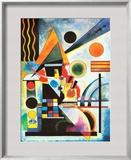 Balancement Prints by Wassily Kandinsky
