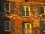 Historic Building Along River Street, Savannah, Georgia, USA Photographic Print by Joanne Wells