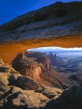 Mesa Arch at Sunrise, Island in the Sky, Canyonlands National Park, Utah, USA Photographic Print by Scott T. Smith