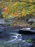 Packers Falls on the Lamprey River, New Hampshire, USA Photographic Print by Jerry & Marcy Monkman